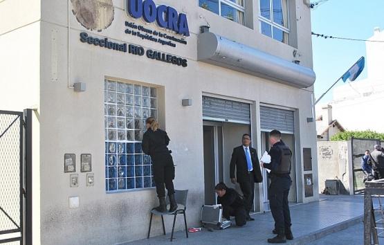 Nuevo enfrentamiento a los tiros en la UOCRA