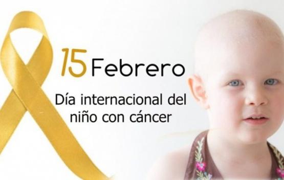 """""""Debemos saber todos que existe el cáncer infantil"""""""