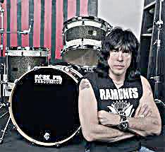 Marky Ramone, la leyenda del punk mundial, llega por primera vez a Puerto San Julián