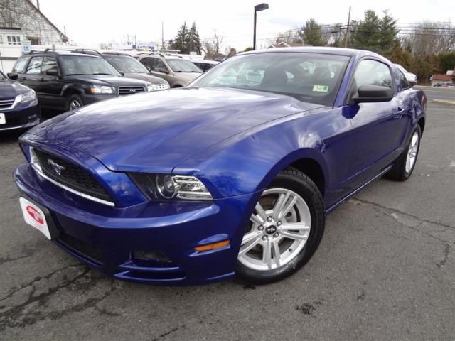 El Ford Mustang será uno de los que podrán observar.