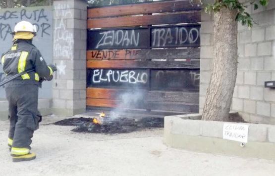 Un operativo de seguridad de la Policía Federal se instaló en Río Turbio