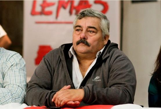 Lozano volvió a criticar al Gobierno.