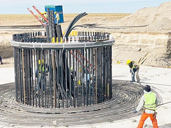 Santa Cruz, segunda en proyectos eólicos entre las provincias patagónicas