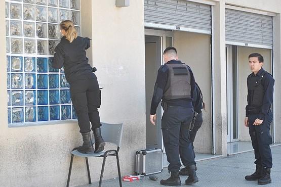 Detuvieron al sujeto que realizó disparos en la UOCRA