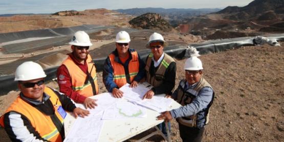 Pan American Silver informó respecto de sus reservas