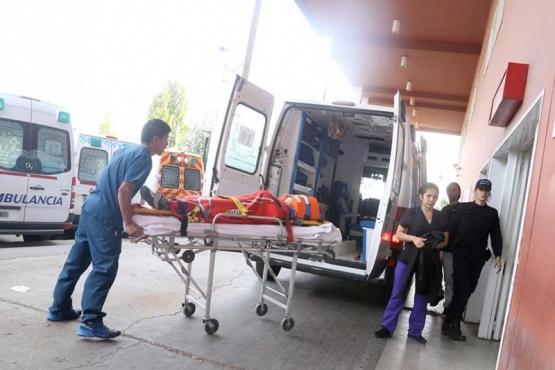 Un menor llevado al Hospital tras ser golpeado por un auto