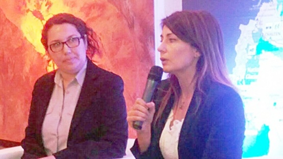 Marina Basalo y Laura Santiago fueron designadas como Delegadas de Turismo
