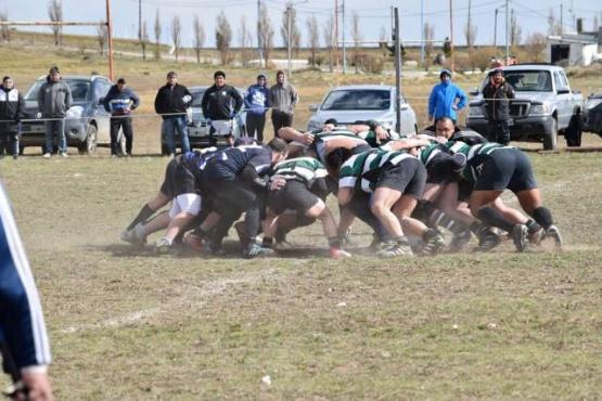 """""""Derby"""" para el rugby local"""