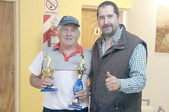 Azócar fue el gran ganador de la quinta fecha de la Copa Challenguer