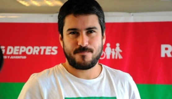 """Roquel destacó la importancia del """"running"""" en la vida saludable"""