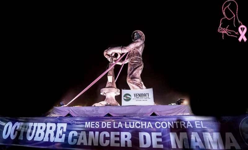 (Foto Facebook Grupo Venidici Pacientes Oncologicos)