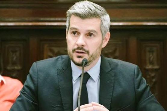 """Marcos Peña dio su pésame ante la muerte de """"Pirincho"""""""