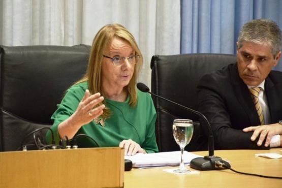 La Gobernadora detalló la situación financiera de la Provincia