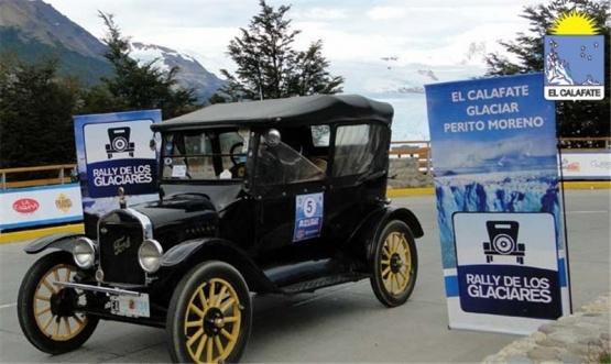 Vuelve el Rally de los Glaciares