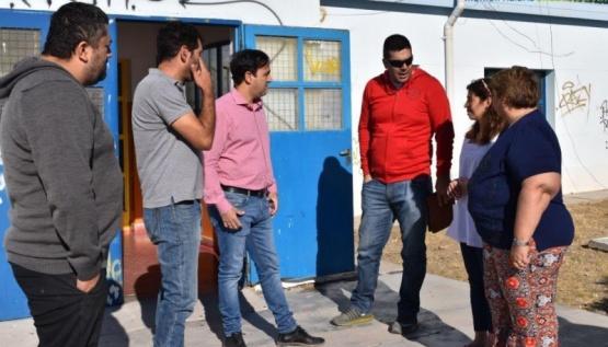 IDUV observó que se cumplan los acuerdos de reacondicionamiento