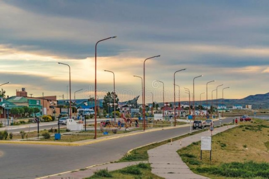 El hecho y los allanamientos sucedieron en la ciudad de Puerto San Julián.