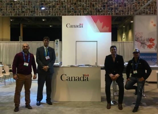 CAPROMISA participa de la Convención Mundial de Minería