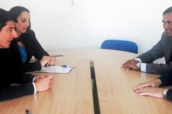 Encuentro entre la ASIP y el Consejo Profesional de Ciencias Económicas