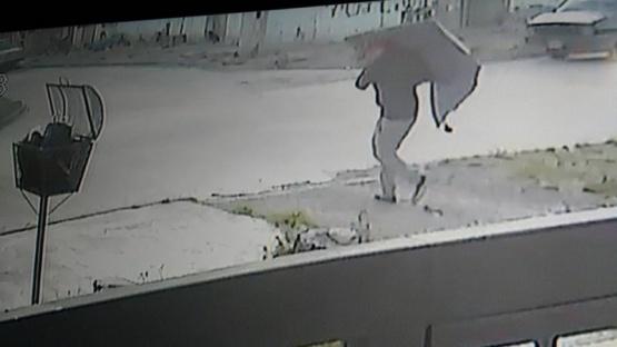 Con el televisor al hombro: siguen los robos y preocupa a vecinos
