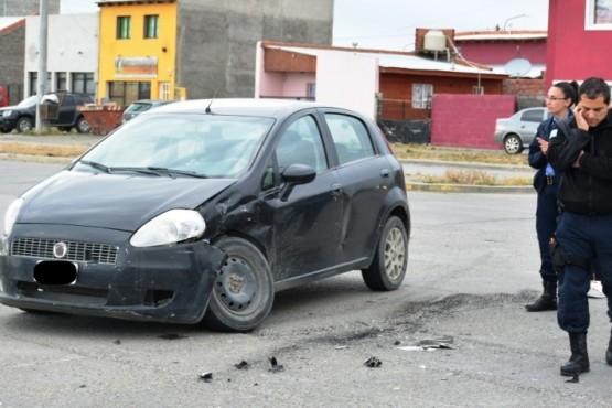 Chocó y le secuestraron el auto: no tenía licencia ni seguro
