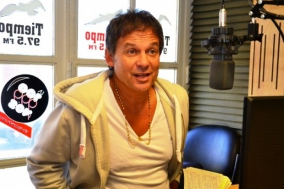 Eduardo Costa habló por Tiempo FM (Foto archivo)