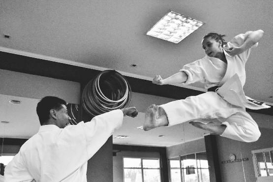 El karate do tradicional se mete de lleno en el 2018