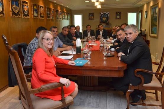 El Gobierno se reunió con autoridades de SINOPEC