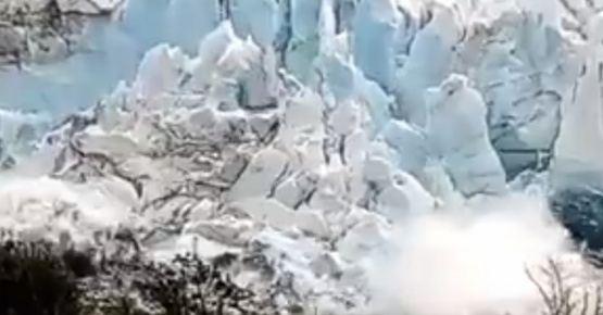 Captura de la primera caída.