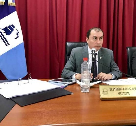 Ruiz en contra de la emergencia en el municipio