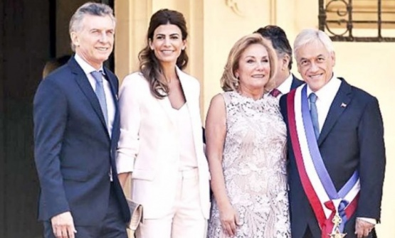Piñera invitó a Macri a recorrer el estrecho de Magallanes