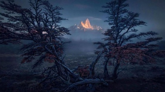 Foto: Max Rive / Landscape Photographer Of The Year.