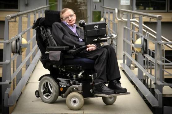 Stephen Hawking tenía 76 años Foto:AFP