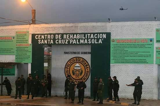 Al menos seis muertos por enfrentamientos en peligrosa cárcel