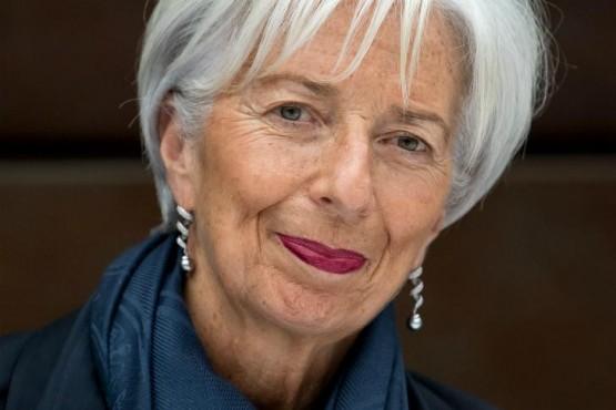 Christine Lagarde, directora del FMI Foto:dpa