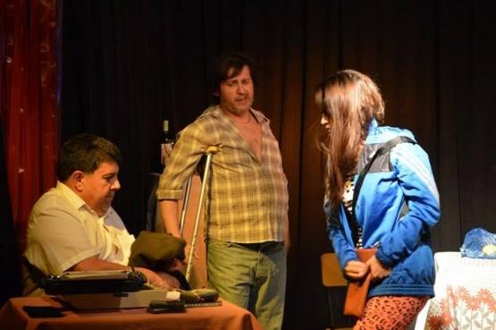 """""""En un azul de frío"""" de Rafael Monti subirá a escena en el Espacio Malvinas"""