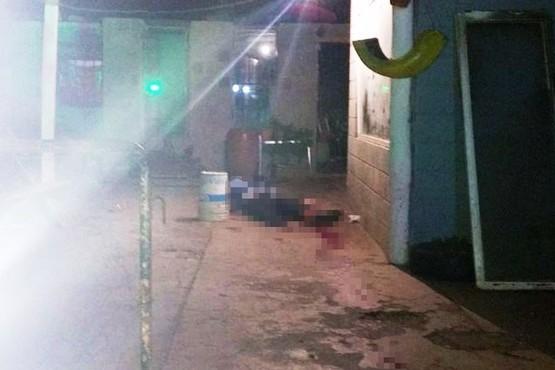 Misterio por la muerte de un hombre vestido de policía