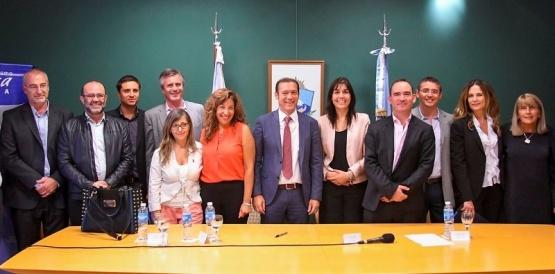 Asumió Neuquén la conducción del Ente Patagonia Argentina