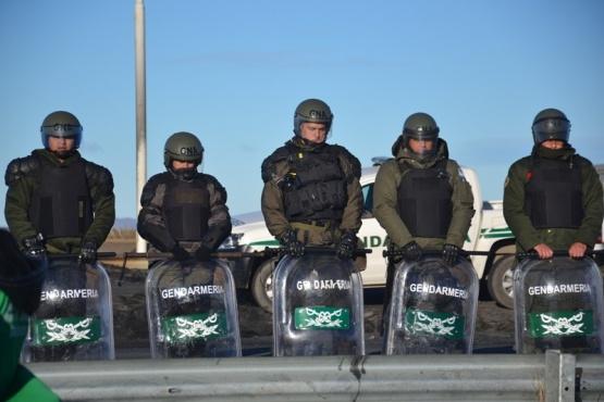 Destinan 800 gendarmes a la Patagonia