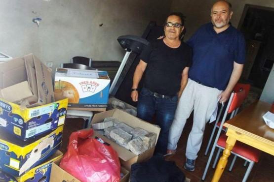 Comenzaron las donaciones del Plan de Asistencia Invernal Solidario