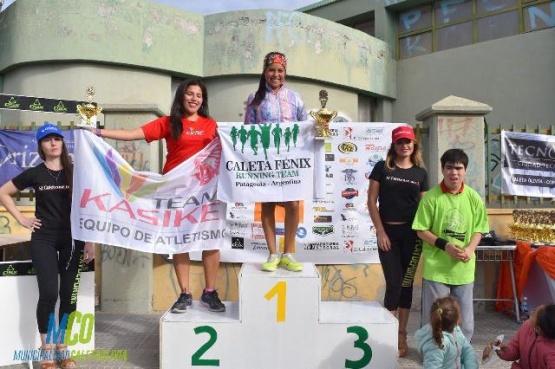 Espectacular Corrida Aniversario de la Escuela Salvador Gaviota