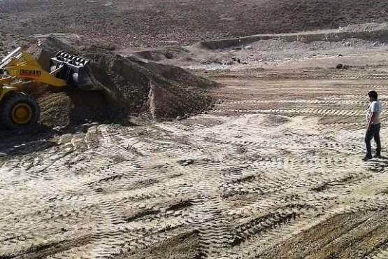 El Director Provincial de Gestión Integral de Residuos Sólidos visitó Deseado