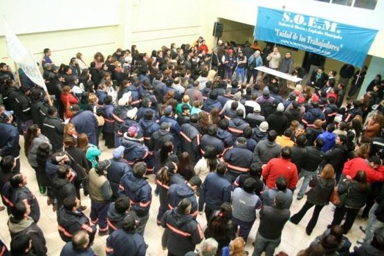 """SOEM convoca a asamblea por """"pauta salarial"""""""