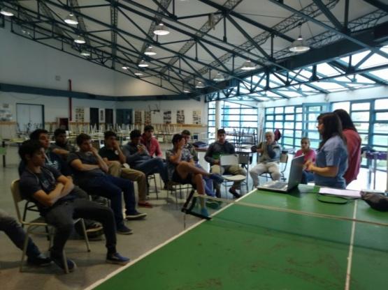 La Escuela Agropecuaria N° 1 de Gobernadores festejó su 56 aniversario