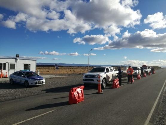 Tres vehículos secuestrados y diez actas de infracción