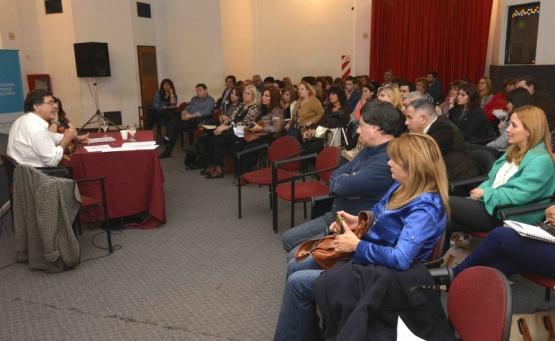Equipo del CPE se interiorizó sobre políticas públicas del sistema educativo
