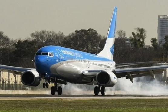 Aerolíneas suspende la venta de pasajes hasta el domingo