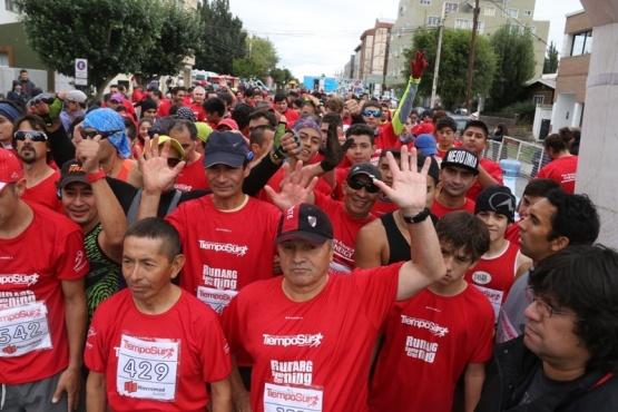 La Corrida Atlética de TiempoSur tiene su primer corredor de Chile