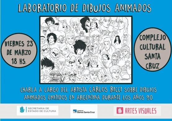 Brindarán un laboratorio de Dibujos Animados en el Complejo Cultural