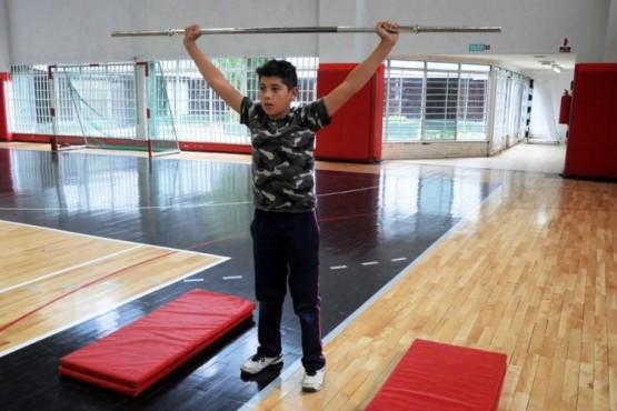 Abre Escuela de Levantamiento de Pesas Olímpico en el Rocha