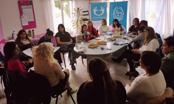 Elaborarán protocolo de intervención sobre la trata de personas
